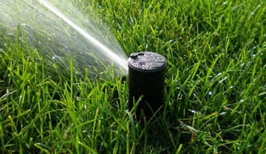 Repair Sprinkler Head Houston
