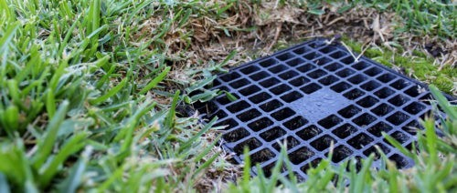 Earth Ideas Landscaping Drainage Gutters Root Barrier