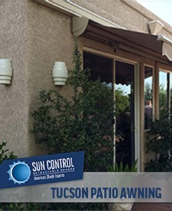 Tucson Patio Awnings Houston Landscaping